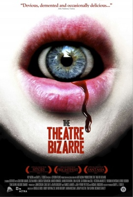 The Theatre Bizarre movie poster (2011) poster MOV_30262000