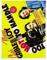 Too Hot to Handle movie poster (1938) picture MOV_3028044a
