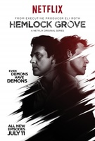 Hemlock Grove movie poster (2012) picture MOV_3028b7a4