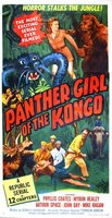 Panther Girl of the Kongo movie poster (1955) picture MOV_30293986