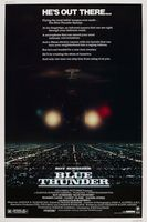 Blue Thunder movie poster (1983) picture MOV_66bb43aa