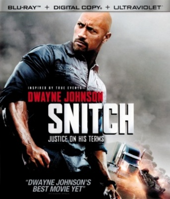 Snitch movie poster (2013) poster MOV_3035c6b6