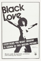 Black Love movie poster (1971) picture MOV_30371b70