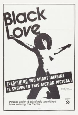 Black Love movie poster (1971) poster MOV_30371b70