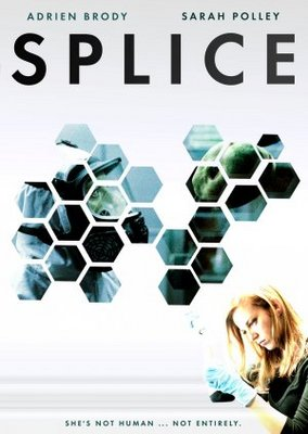 Splice movie poster (2009) poster MOV_30406ad3