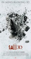 Saw 3D movie poster (2010) picture MOV_ef4b773a