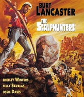 The Scalphunters movie poster (1968) picture MOV_3047d0ec