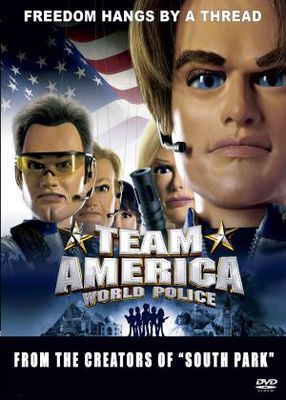 Team America: World Police movie poster (2004) poster MOV_30483087