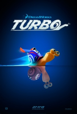 Turbo movie poster (2013) poster MOV_304b7500