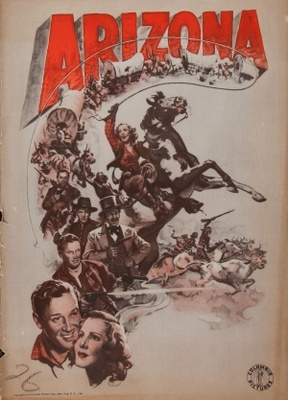 Arizona movie poster (1940) poster MOV_304c0e1b