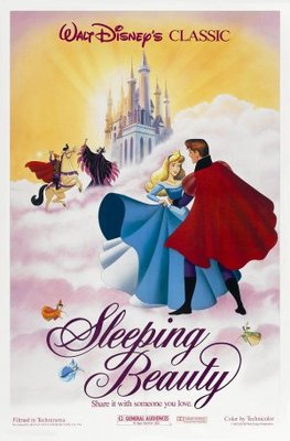 Sleeping Beauty movie poster (1959) poster MOV_304cf5a4