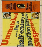 Witness for the Prosecution movie poster (1957) picture MOV_3050b242