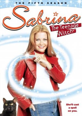 Sabrina, the Teenage Witch movie poster (1996) poster MOV_305943a6