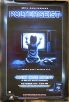 Poltergeist movie poster (1982) picture MOV_305a1983