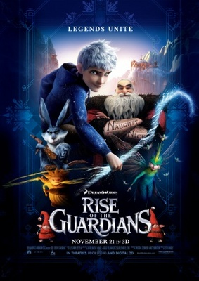 Rise of the Guardians movie poster (2012) poster MOV_305afde5