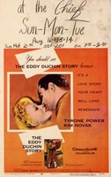 The Eddy Duchin Story movie poster (1956) picture MOV_305bba4b