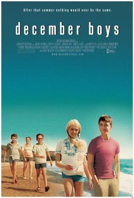 December Boys movie poster (2007) poster MOV_305bc729