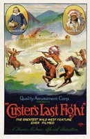 Custer's Last Raid movie poster (1912) picture MOV_306454e2