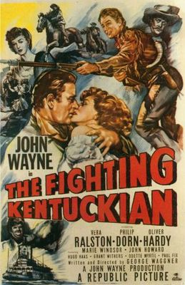 The Fighting Kentuckian movie poster (1949) poster MOV_30655140