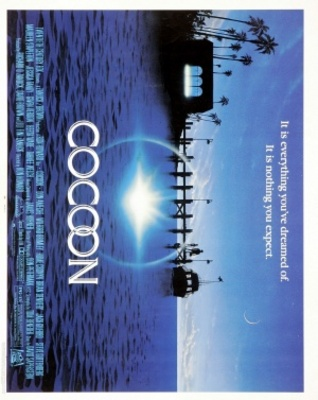 Cocoon movie poster (1985) poster MOV_3068b185