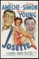 Josette movie poster (1938) picture MOV_3068f971