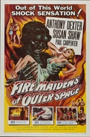 Fire Maidens from Outer Space movie poster (1956) picture MOV_30707faa