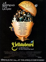 Yellowbeard movie poster (1983) picture MOV_3075aa00