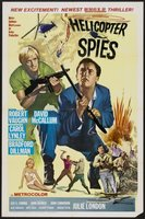 The Helicopter Spies movie poster (1968) picture MOV_307ddc52