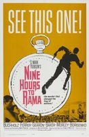 Nine Hours to Rama movie poster (1963) picture MOV_30882603