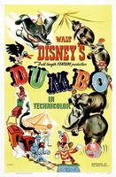 Dumbo movie poster (1941) picture MOV_308a06df