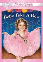 Baby Take a Bow movie poster (1934) picture MOV_3cd497fe
