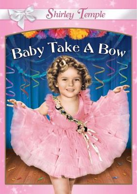 Baby Take a Bow movie poster (1934) poster MOV_308e10e1