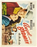 Angel and the Badman movie poster (1947) picture MOV_308f7789