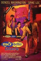 Mo Better Blues movie poster (1990) picture MOV_3090fd57