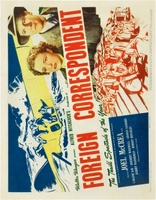 Foreign Correspondent movie poster (1940) picture MOV_4b73550a