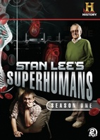 Stan Lee's Superhumans movie poster (2010) picture MOV_309a67bc