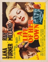 A Life of Her Own movie poster (1950) picture MOV_309ae68f