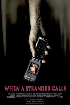 When A Stranger Calls movie poster (2006) poster MOV_30ae9edd