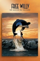 Free Willy movie poster (1993) picture MOV_30b2fc02