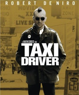 Taxi Driver movie poster (1976) poster MOV_30b87728