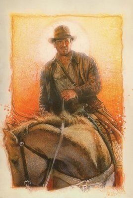 Indiana Jones and the Kingdom of the Crystal Skull movie poster (2008) poster MOV_30b9d848