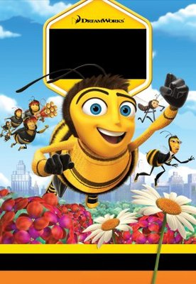 Bee Movie movie poster (2007) poster MOV_30bae83b