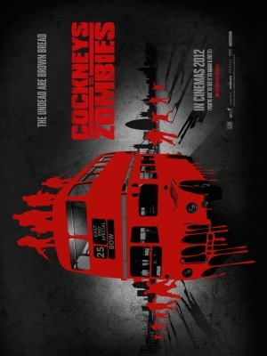 Cockneys vs Zombies movie poster (2012) poster MOV_30bd1636