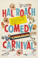 The Hal Roach Comedy Carnival movie poster (1947) picture MOV_30c92237