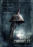 Mutant Chronicles movie poster (2008) picture MOV_30c9b106