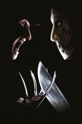 Freddy vs. Jason movie poster (2003) poster MOV_30cb7412