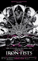 The Man with the Iron Fists movie poster (2012) picture MOV_30cf713e