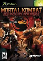 Mortal Kombat: Shaolin Monks movie poster (2005) picture MOV_30d0ddee