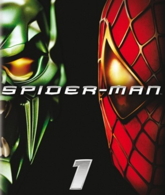 Spider-Man movie poster (2002) poster MOV_30d32e18