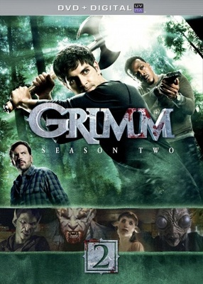 Grimm movie poster (2011) poster MOV_30d33518